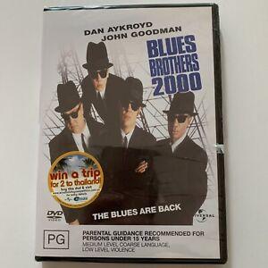 *New Sealed* Blues Brothers 2000 (DVD, 2003) Dan Aykroyd Region 4