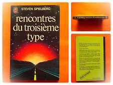 Rencontres du troisième type. Steven Spielberg. Science-fiction J'Ai Lu N° 947