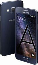 Samsung Galaxy A3 schwarz 16GB Android Smartphone ohne Simlock 4,5 Zoll Display