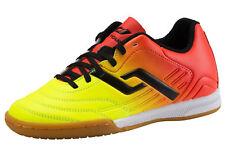 Pro Touch Kinder Hallen - Fussballschuh Classic IN JR orange gelb