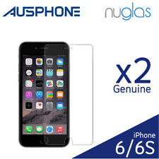 Nuglas Premium Tempered Glass Screen Protector for Apple iPhone 6s 6