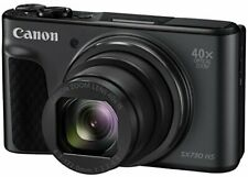 Canon compact digital camera PowerShot SX730 HS black optical 40 times zoom PSSX