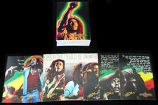 1995 Island Vibes The Bob Marley Legend Trading Card Set (50) NM/MT