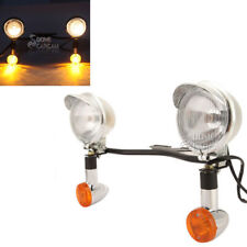 Driving Passing Fog Turn Signals Light Bar Fit For Honda Shadow ACE 1100 VT1100C