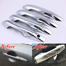 Chrome Door Handle Cover Trim Molding For Honda Civic 2006-2011 Pilot 2009-2015