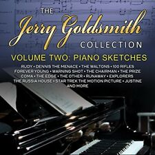 Jerry Goldsmith - Collection Vol2 Piano Sketches [CD]