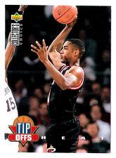 Steve Smith 1994 Upper Deck Collectors Choice Tip Offs NBA Basketball Card