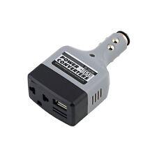 Car Mobile Converter Inverter Adapter DC 12V/24V to AC 220V Charger Power+ab Bb