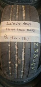 1 X 225 35 19 (88Y) Falken Azenis FK 453 (5-5+mm) Part Worn tyre