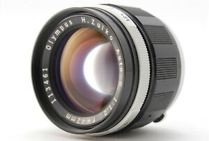 [Excellent] OLYMPUS H.ZUIKO Auto-S 42mm f/1.2 PEN F FV FT from JAPAN f1.2 ZUIKO