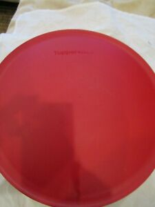 BeautiControl Tupperware Chocolate / Red Gift Bowl Set Brand New