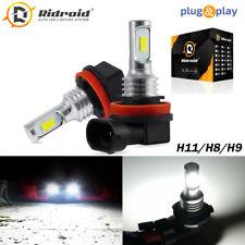 H8 H9 H11 LED Headlight Super Bright Bulbs Kit 8000LM 100W HIGH/LOW Beam 6000K