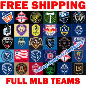 FULL MLS Soccer Teams Logo Flag Banner 3x5 ft NFL 2020 Fan Gift - Pick Your Team