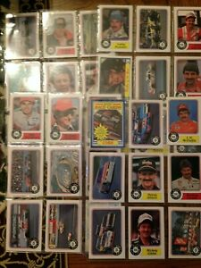88 In Review Sweatshirts 500 Card 108 1989 Maxx Race Card (One Card) (6869g)