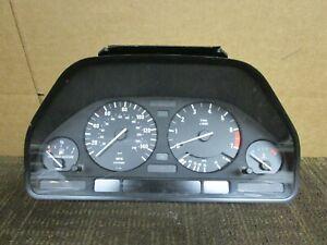 90 91 92 93 94 95 BMW 525i Speedometer Instrument Cluster 300K Miles 1990-1995