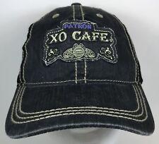 Patron Xo Cafe Racing Hat Strapback Cap Tequila Drinking Liquor