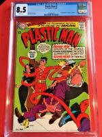 PLASTIC MAN 1 CGC 8.5 1ST Appearance Gordon K Trueblood Gil Kane NEW PRICE!!