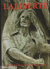 ALFRED LALIBERTÉ SCULPTEUR MUSEE DES BEAUX-ARTS MONTREAL.1990 NICOLE CLOUTIER