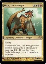 OROS, THE AVENGER Planar Chaos MTG Gold  Creature — Dragon RARE