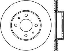 Disc Brake Rotor-SE-R Spec V Front Left Stoptech fits 04-05 Nissan Sentra