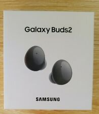 New listing Samsung Galaxy Buds 2 Noise Canceling Wireless Earphones - Graphite - Brand New