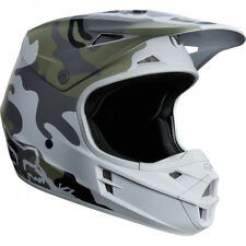 YOUTH FOX V1 MOTOCROSS MX HELMET - CAMO SPECIAL EDITION kids quad bike bmx