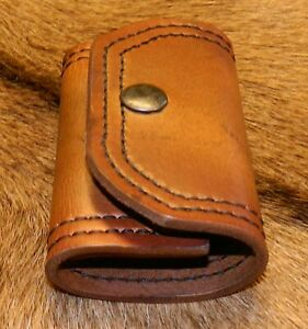 Leather Speed Strip POUCH 357 / 38  holds 1 Bianchi Style Strip (not included)