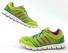 new style 26fd1 ee724 Adidas Climacool Aerate 2.0 Running Shoes Hyper Yellow  Pink  Green US 8