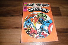 Marvel Superband  # 39 -- SPINNE # 95+80 - Fantastischen Vier # 82 - Horror # 44