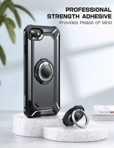SUPCASE Phone Ring Holder 360° Rotation 180° Flip Universal Car Magnetic Mount