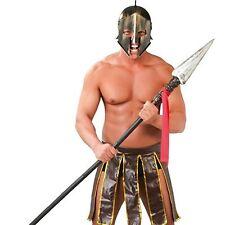 LANCIA ARMA Prop accessorio 1.5 M Cosplay Guerriero Gladiatore Halloween Tribale Larp