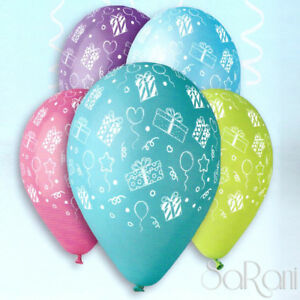 Balloons Colorful 20 Pz Footballs Feast Party Birthday Decorations 30cm Sarani
