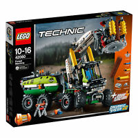 42080 LEGO Technic Forest Machine 2-In-1 Set 1003 Pieces Age 10+