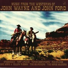 Music From The Westerns Of John Wayne & John Ford (2009, CD NIEUW)