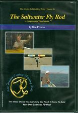 """Dvd """"The Saltwater Fly Rod"""" Has Everything You Need To Build Your Own Fly Rod"""