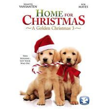 A Golden Christmas 3: Home for Christmas (DVD, 2013)  SEALED