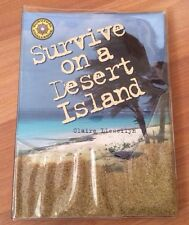 Survive on a Desert Island by Claire Llewellyn (2006, Spiral)