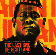 The Last King of Scotland-2006-Original Movie Soundtrack CD
