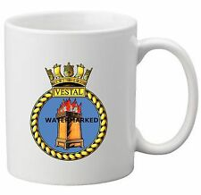 HMS VESTAL COFFEE MUG