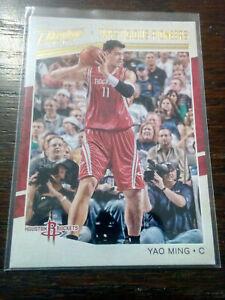 2016-17 Prestige Prestigious Pioneers #13 Yao Ming Houston Rockets