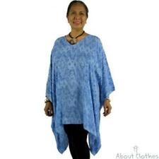 V-Neckline Summer/Beach Tunic Tops & Blouses for Women