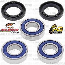 All Balls Rear Wheel Bearings & Seals Kit For Suzuki RM 125 1992 92 Motocross