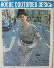 Vogue Couturier 1308 Ronald Paterson Of London Misses Dress Sewing Pattern 18 FF
