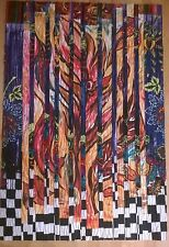 DOUBLE VISION QUILT PATTERN Turn any panel into wall art or an modern art quilt
