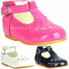 Communion Boots Faux Leather Shoes for Girls