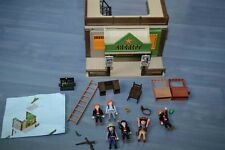 Playmobil collector la maison du shérif TBE
