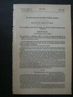 Gov Report 1888 John Powers Private Elgin Battery IL Light Artillery Civil War