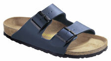 Sandales et chaussures de plage bleu Birkenstock pour homme