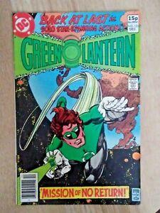 DC~GREEN LANTERN #123 1979 Gd~vfn+