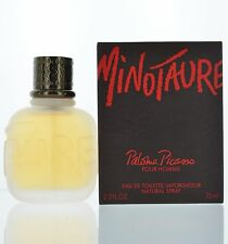 Minotaure by Paloma Picasso for Men 2.5 Oz EDT Brand new in Box
